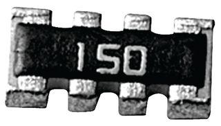 Resistor Networks /& Arrays YC164-JR-0756KL Pack of 1000