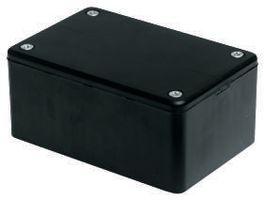 BUD INDUSTRIES CU-389 ENCLOSURE UTILITY PLASTIC BLACK 10 pieces