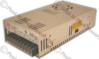Mean Well S-320-27 Power Supply 27V 11A