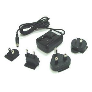 Phihong PSAC12R-120-R 12 Volt 1 Amp 12 Watt Interchangeable Wall Adapter