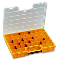 ALLIT   EUROPLUS BASIC S 47//7-36 SCHW   BOX 7-43 COMPART. ASSORTMENT