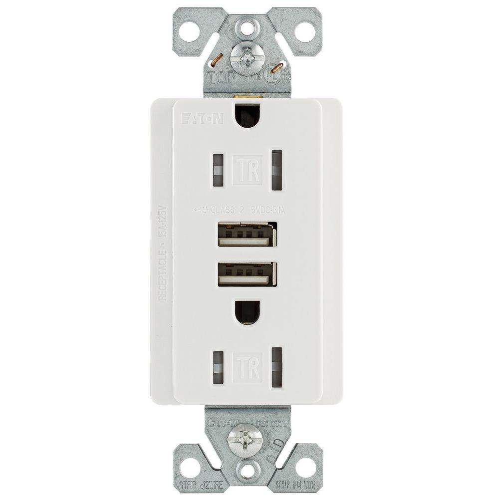 TR7755W-BOX - Cooper Wiring Devices - TR7755WBOX
