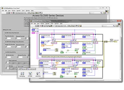 Labview ethernet ip