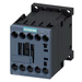 Contactor: 3-pole; Auxiliary contacts: NO; 24VDC; 9A; NO x3; 3RT20