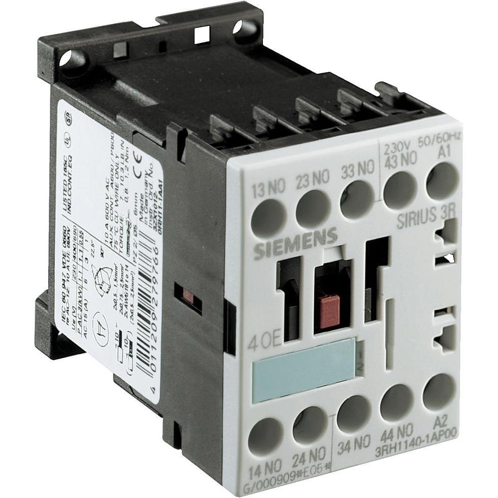Power Contactor - Industrial Controls - Siemens