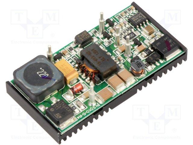 NSD10-12S5 MEAN WELL DC//DC Converter 10W 5V 2A ...................... 1 pcs