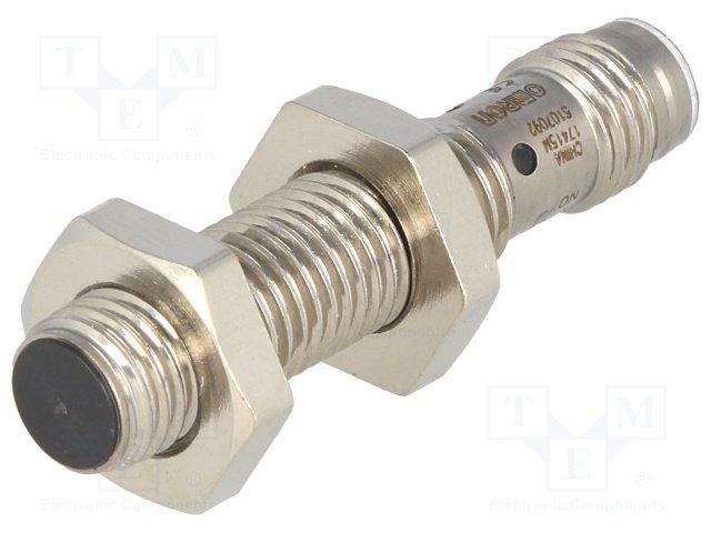 OMRON PROXIMITY SENSOR E2A-S08LS02-M5-B1 12-24 VDC NEW STOCK