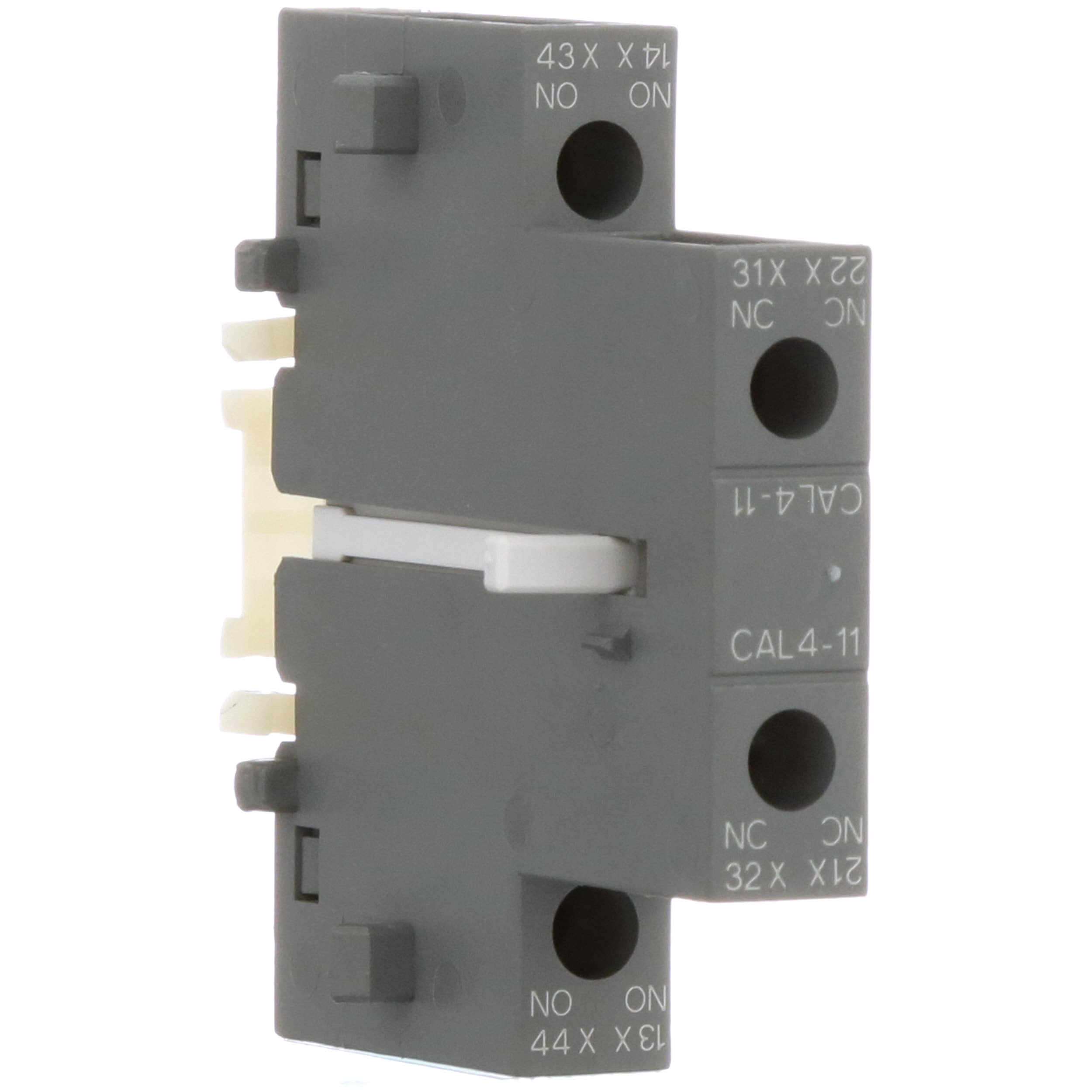 ABB CAL4-11 Contactor Auxiliary Contact New