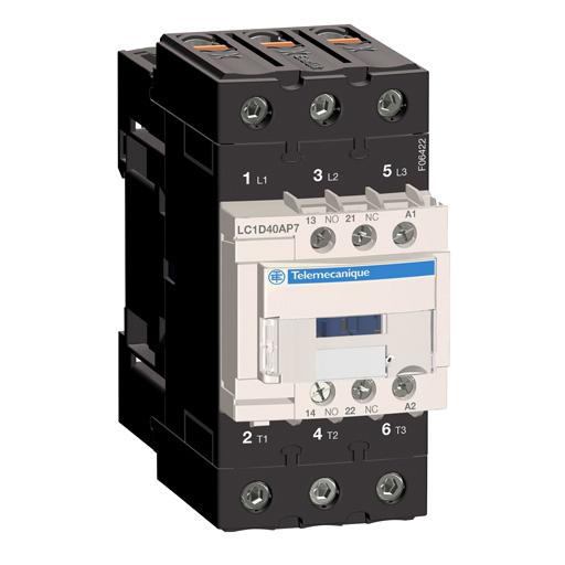 Lc1d40ap7 Schneider Electric Datasheet