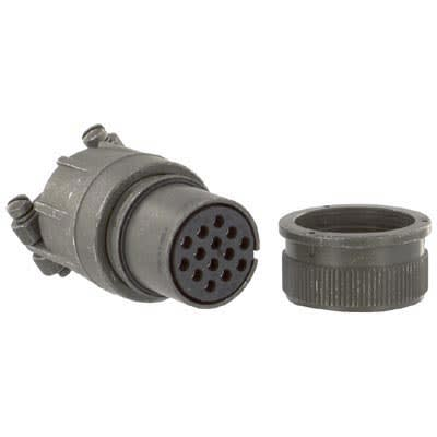 Amphenol Part Number MS3106F20-27S