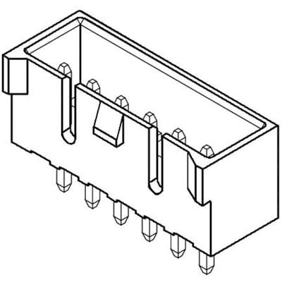 8 Pin Molex Connector