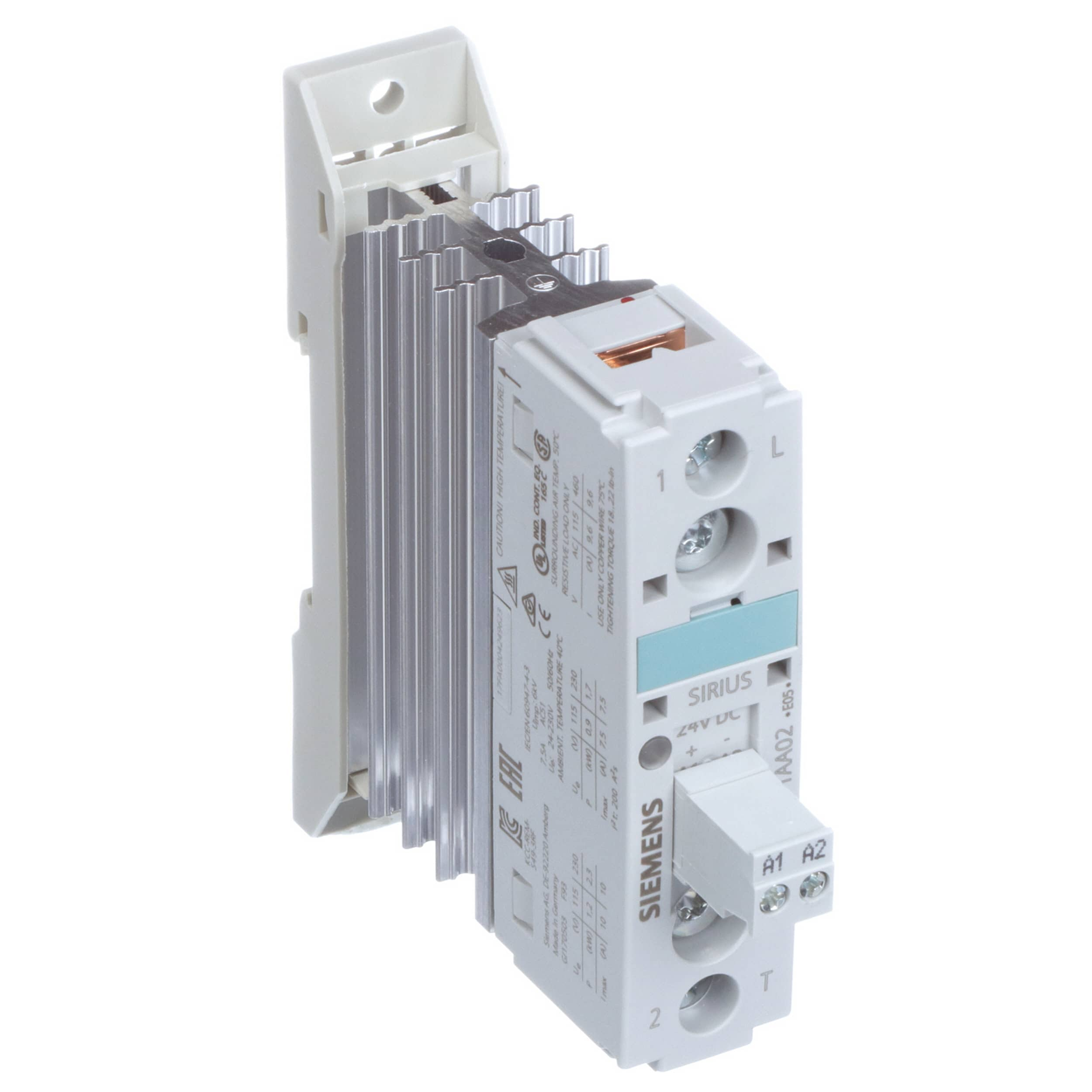 3rf2320-1aa04 Siemens halbleiterschütz