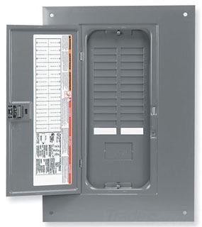 Square D (Schneider Electric) QO124L125G QO Load Center