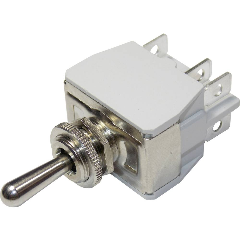 50 pieces DPST Panel Off-On 600H Series APEM 641H//2 Toggle Switch 15 A Non Illuminated