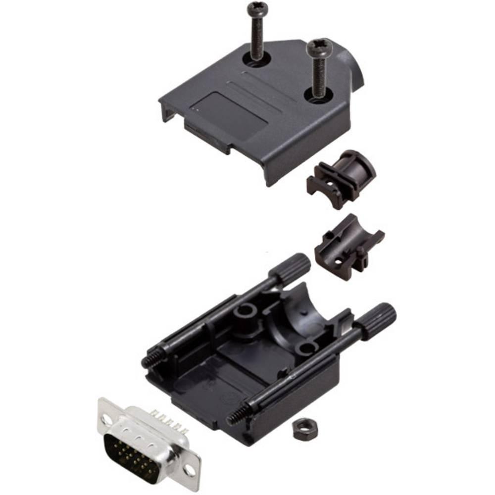62pos Amphenol l717hdc62p connecteur hd d sub plug