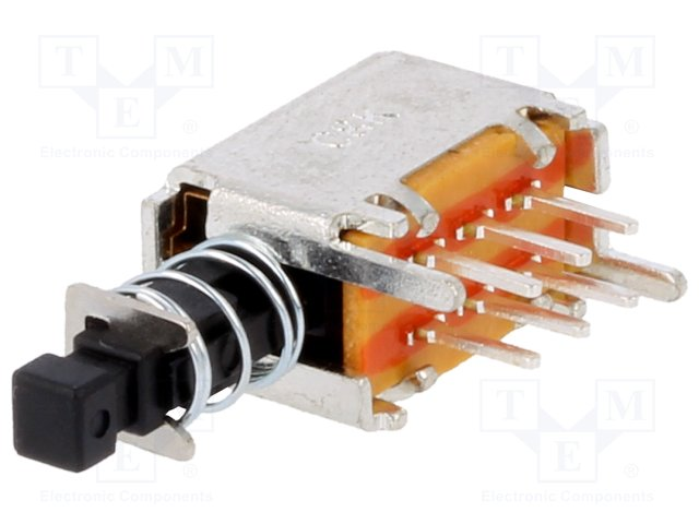 F79-30A Cherry Switch Snap In DPDT