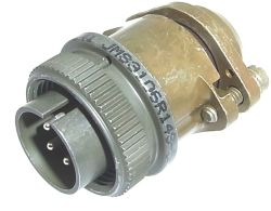 Amphenol Part Number CS3106A-14S-5S