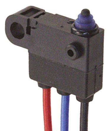 D2hw-c203mr Micro-interrupteur SNAP ACTION Sans Levier SPST-NO 0,1a//125vac OMRON OCB