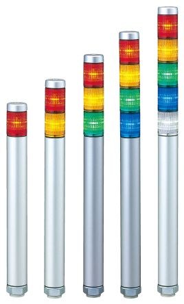 MPS-302-RYG LAMP IND RYG U.S.A. STACKABLE PATLITE