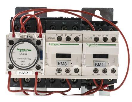 Lc3d32ab7 Schneider Electric, Schneider Star Delta Starter Wiring Diagram