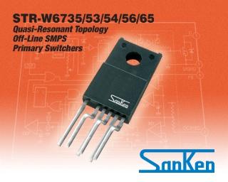 Sanken STR-W6753