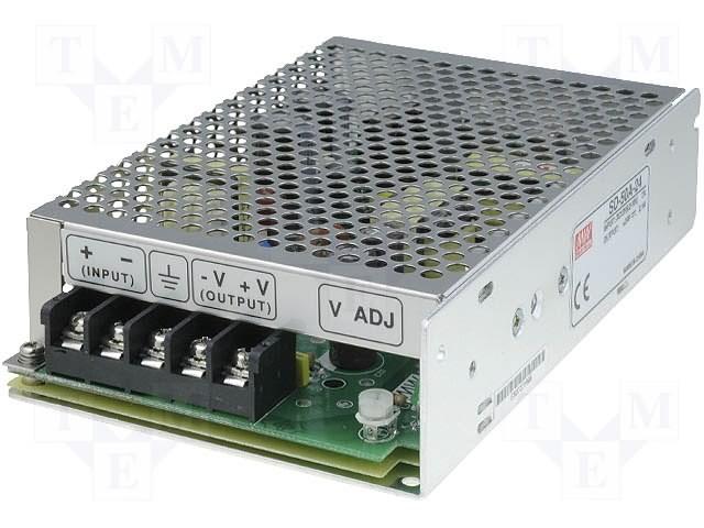 TDK-Lambda JWS50-28//A Power Supply AC-DC 28V@2A 85-265V In Enclosed Panel Mount PFC JWS Series
