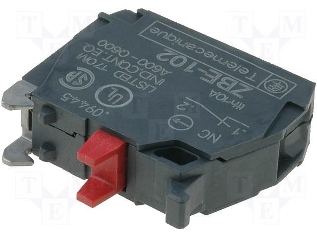 Schneider Electric switch ZBE-101 - Indulane.com