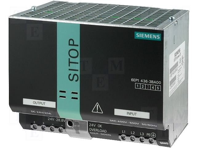 SIEMENS SITOP POWER 20 6ep1 436-3ba00