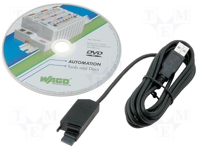 Wago 750-923//000-001 WAGO USB Communication Cable