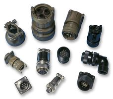 Amphenol Part Number MS3114E8-4SW