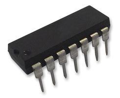 14-dip 2.7 V 12bit 4ch SPI Microchip mcp3204-bi // P ADC