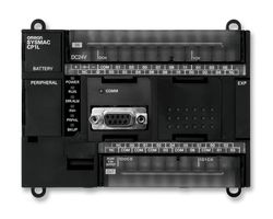 Cp1l El20dt1 D Omron Programmable Logic Controllers Plc Distributors Price Comparison And Datasheets Octopart Component Search