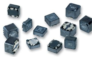 Fixed Inductors We-Pd Inductor 4.7Uh 4A 0.034Ohm