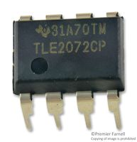 Tle2072cp from texas instruments.