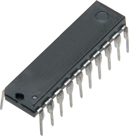 20MHz pic16 Microchip pic16f687-i // P ATMEGA DIP-20 8 bit