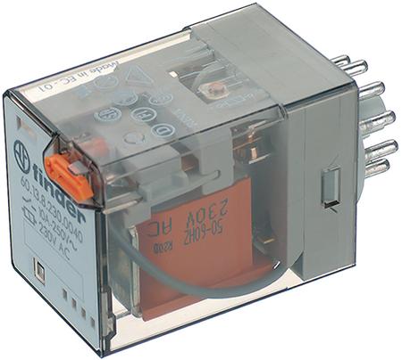 finder relay 8 pin diagram 60 13 8 230 0040 finder datasheet octopart  60 13 8 230 0040 finder datasheet