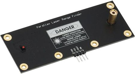 Pew Pew! An Arduino Based Laser Rangefinder Hackaday