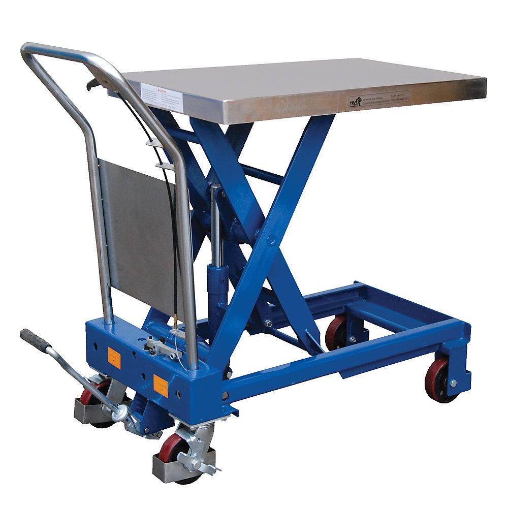 Vestil Hydraulic Lift Parts : Cart ts vestil g