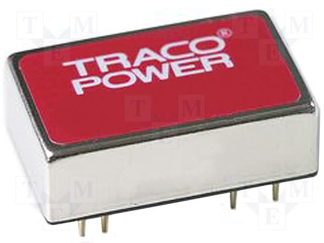 TEN5-0523 TRACO POWER Converter DC//DC 5W 2 PIECES
