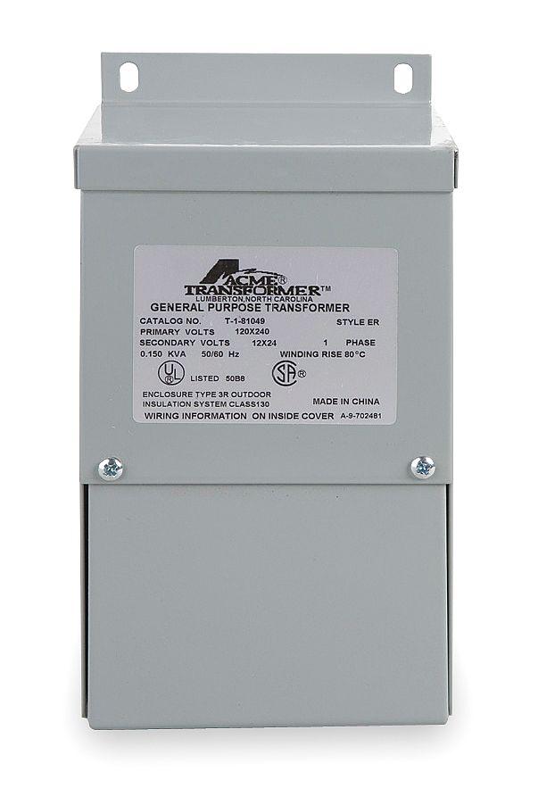 T111685 Acme Electric Distributors, Acme Transformer Buck Boost Wiring Diagrams