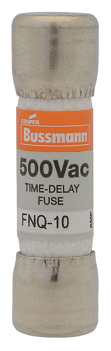 0.6 Amp 500Vac Bussmann TIME-DELAY Fuse 6//10A FNQ-6//10 FNQ6//10