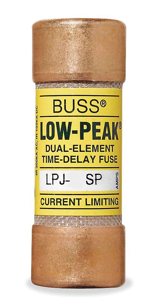 Bussmann LPJ-40SP Cooper Fuse LPJ40SP 40 Amp 600V Pack of 10