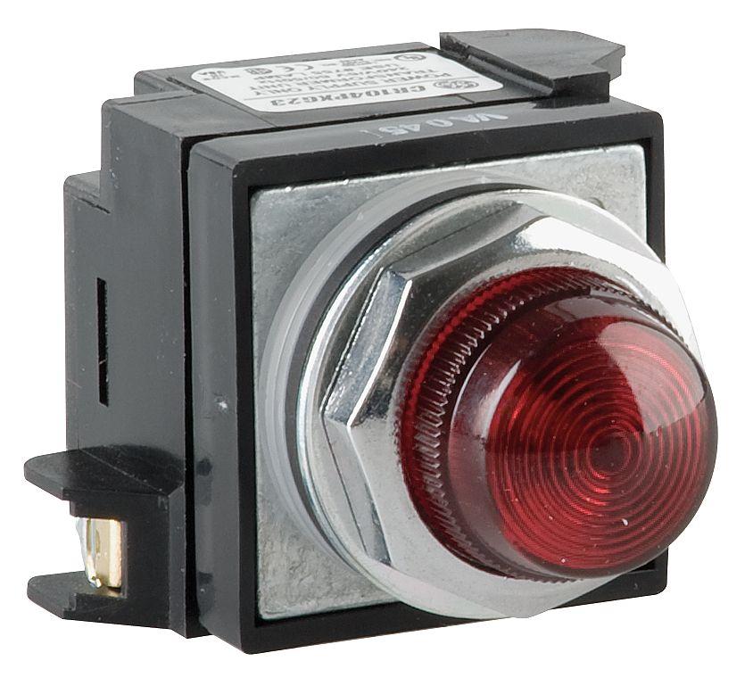 GENERAL ELECTRIC PILOT LIGHT CR104C