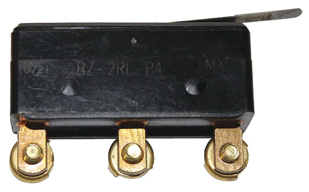 HONEYWELL BZ-2RL-A2 Large Basic Snap Action Switch Straight Lever SPDT 15A
