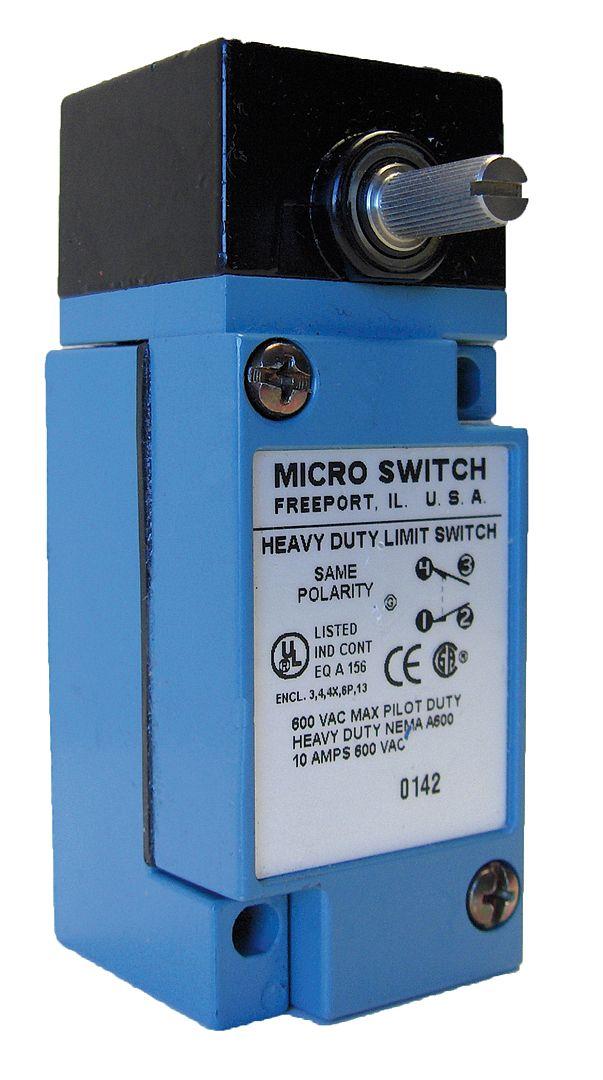 Lsa3k Honeywell   Limit Switches