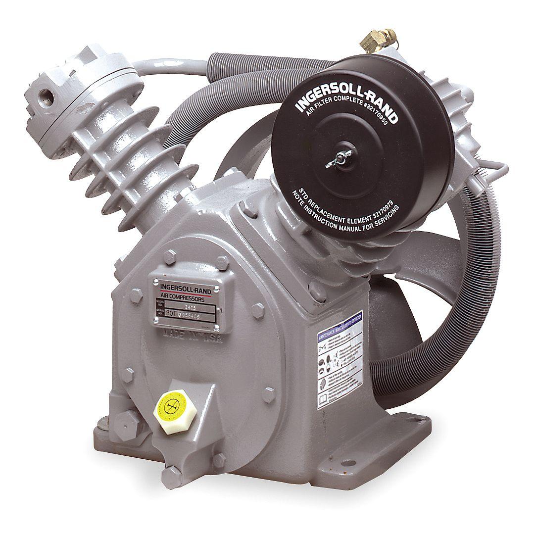 Ingersoll rand air compressor 2475 Parts manual