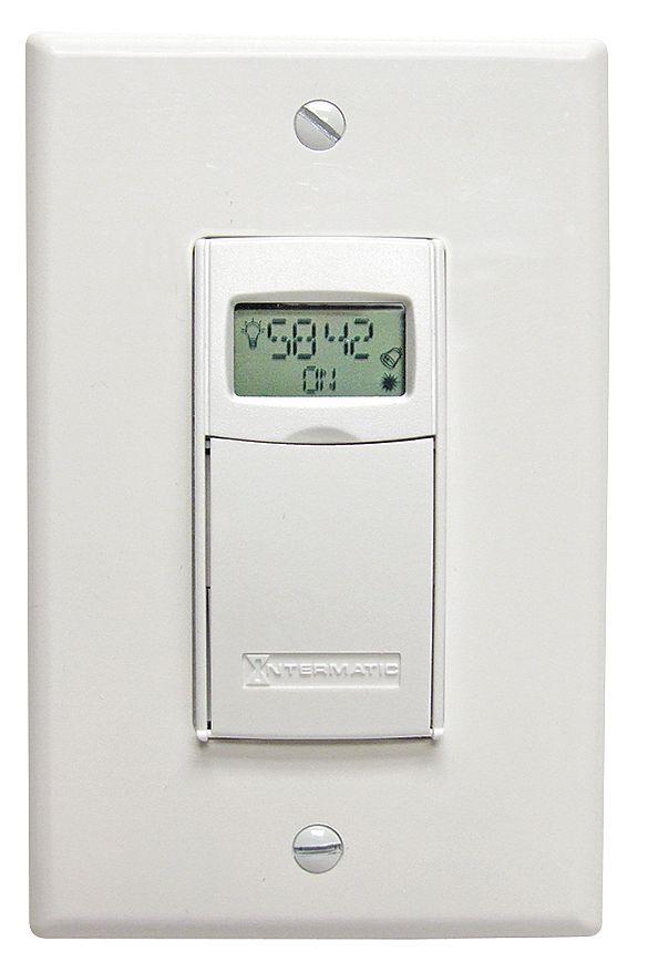 Intermatic Light Switch Timer EI400WC - Intermatic