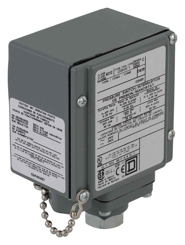 Square D 9012GBW1 datasheet: pdf #5F5951