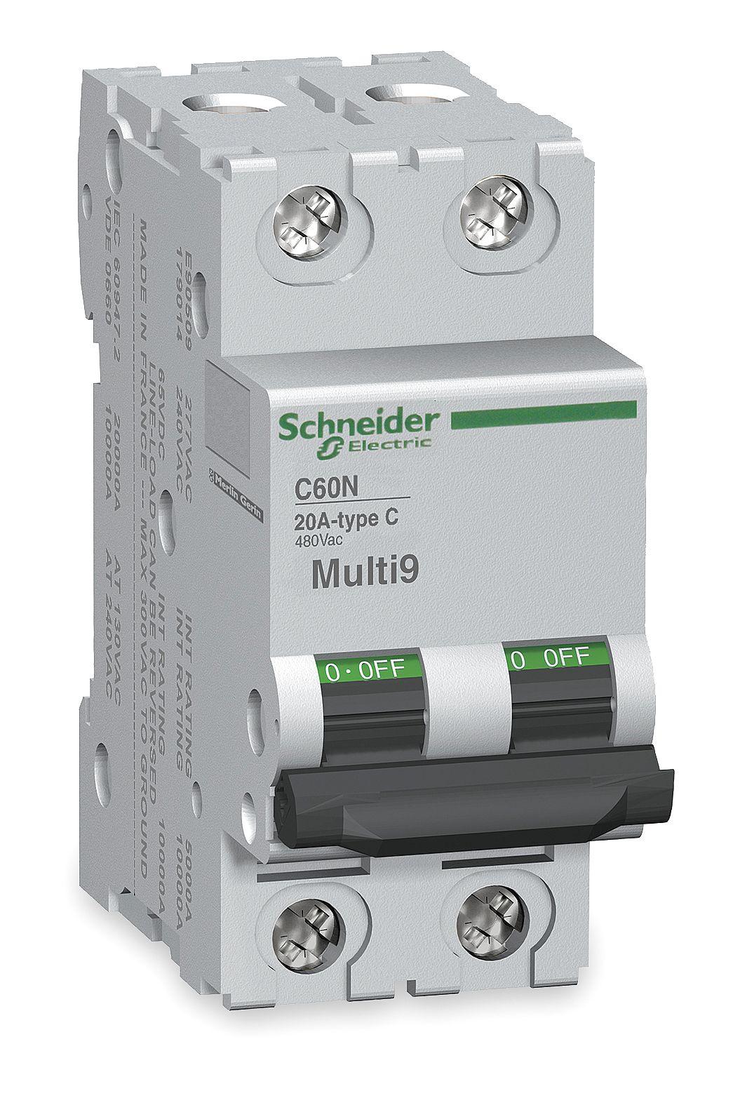 Schneider Electric MGN61302 C60 MCB