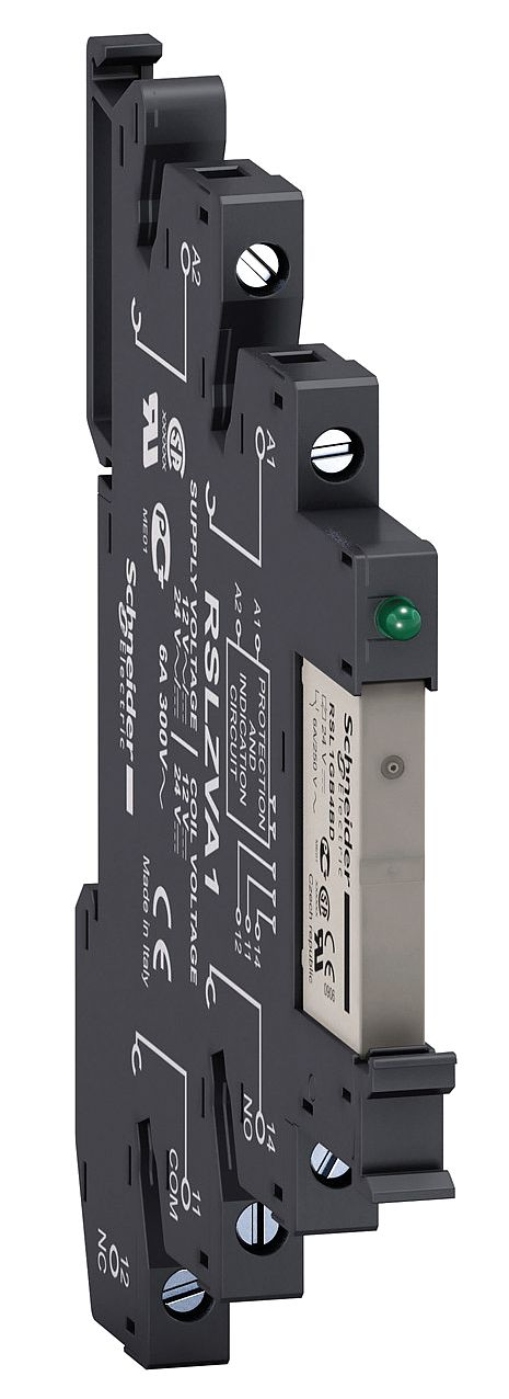 Schneider Electric Rsl Pvbu on Spdt Relay
